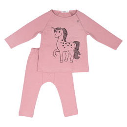 Babyset with Unicorn