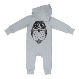 Onesie with Owl