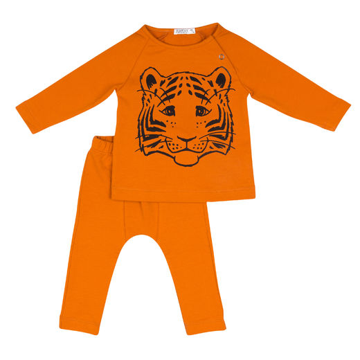 Babyset with Tiger