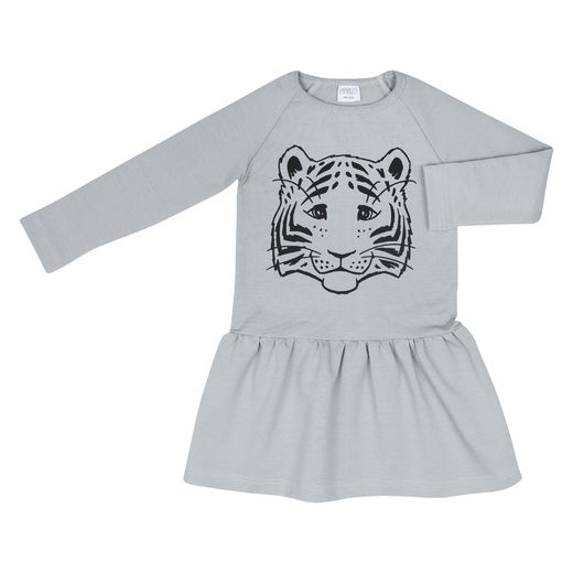 Dress with Tiger