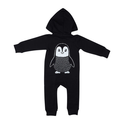 Onesie with Penguin